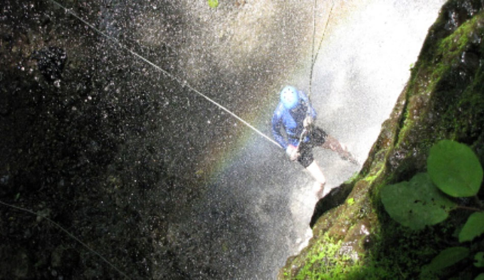 La Fortuna  Canyoning Tour